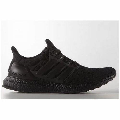 809718aa7f463 Adidas Ultra Boost Full Black Shoes
