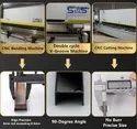 SDS SS304 U Shape Profiles