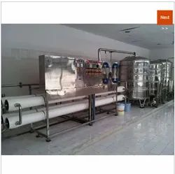 Industrial Mineral Water ISI Plant