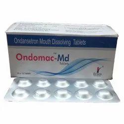 Ondanetron 4mg Mouth Dissolving Tablet