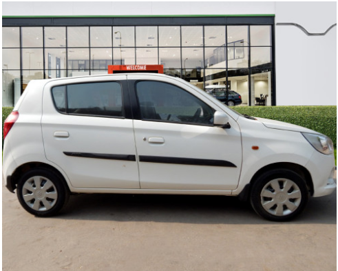 Used Maruti Suzuki Alto K10 Vxi Car Maruti Used Cars हड