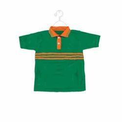 Plain Half Sleeve Casual Cotton T Shirt