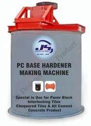PC Base Hardener Making Machine