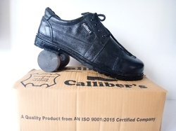 Calliber's Joint Leather Safety Shoes