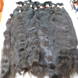 Indian Remy Natural Bulk Human Hair