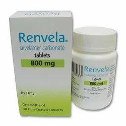 Renvela Sevelamer Carbonate Tablets