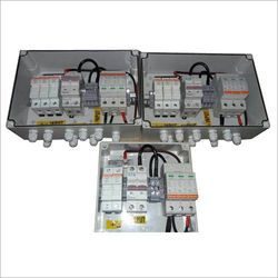 Semi-Automatic Array Junction DCDB Box, IP Rating: IP54