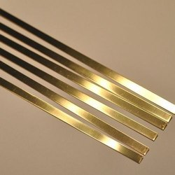 Golden Brass Strips, Strip, 0.5 Mm To 12 Mm