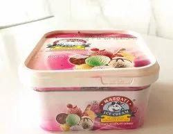 Badam pista (dry fruits) Ice Cream
