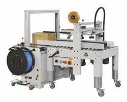 Carton Sealing & Strapping Combo System