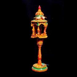 Wooden Decorative Chabutara