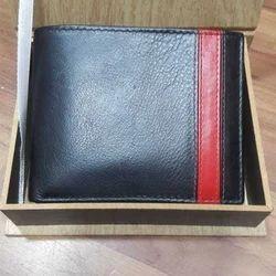 Mens Black Stylish Leather Wallet