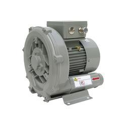 Single / 3 Phase Single stage 0.5 HP Vacuum Blower, Floor / Permanent, for Industrial