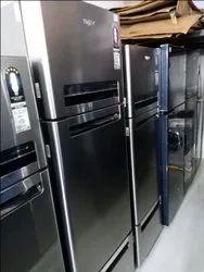 5 Star Gray Versa Three Door Refrigerator, Capacity: 240 L