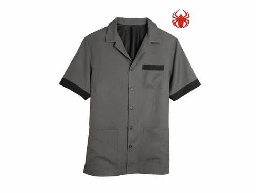 Sirasala Unisex Cotton Housekeeping Uniform
