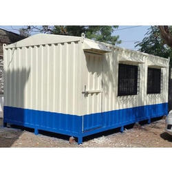 Steel Portable Container Cabin