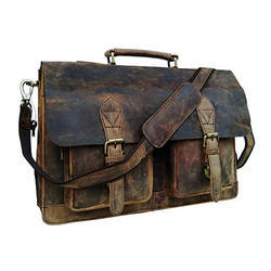 Leather Laptop Official Bag