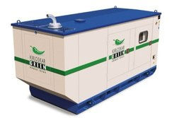 Air Cooling, Water Cooling Kirloskar Silent Diesel Generator, For Commercial, Industrial