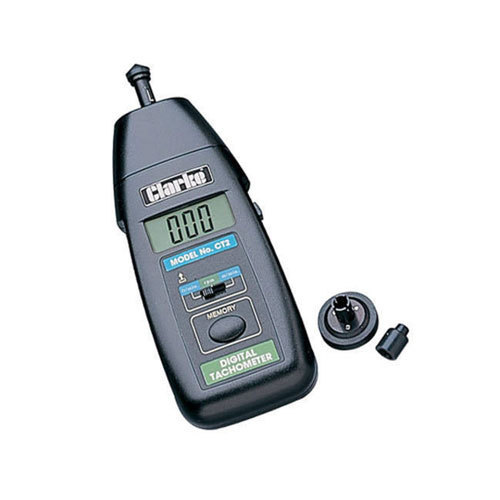 Tachometers - Digital Contact Tachometer Wholesale Trader from Mumbai