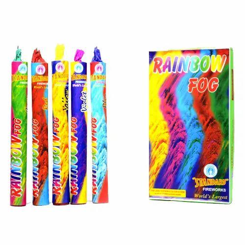 Rainbow Fog Smoke Cracker