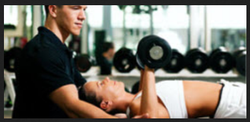 Personal Training Fitness Service