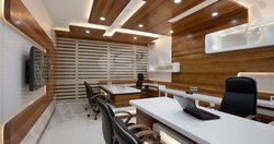 Commercial Interior Complete Work in Delhi Ncr