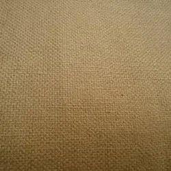 Organic Cotton Beige Color Canvas Fabric