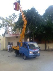 Tata LCV Sky Jacker Lift