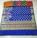 Fancy Banarasi Dupion Saree