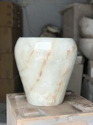 Fiber Marble Planter -MP-10