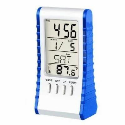 b653fc9a956 Flip Calculator With Digital Clock at Rs 210  piece