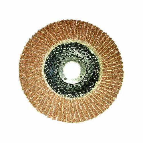 Round Abrasive ABRO Flap Disc