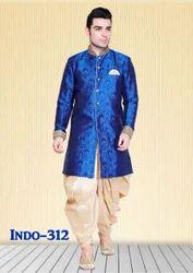 Indo Western Dhoti Jacket
