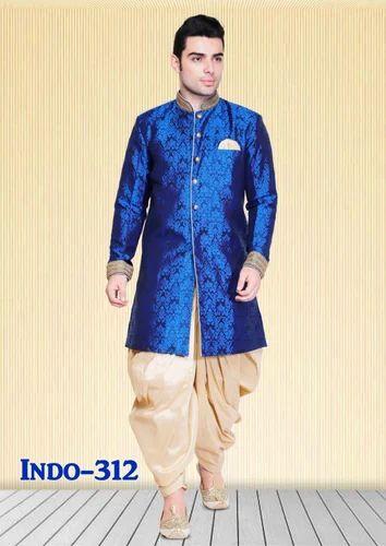 e972be65a9 Indo Western Dhoti Jacket