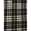 Check Polyester Roma Fabric