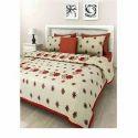 Vintage Set Printed Jaipuri Bedsheeet
