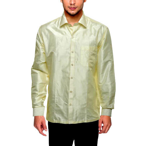 3fb551d8 Mens Raw Silk Shirt - View Specifications & Details of Men Stylish ...