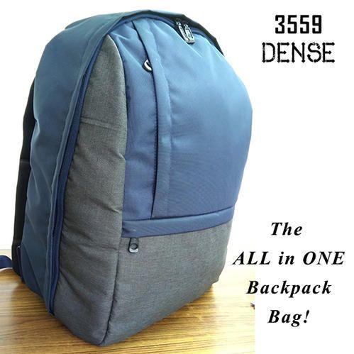 TIPTOP Multipurpose Dense All-In One Backpack Bag