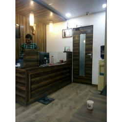 Reception Interior Design Services