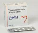 Clopidogrel Bisulphate 75 mg Aspirin 75 mg Tablets