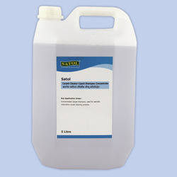 N/a Sofa Cleaning Chemical Shampoo Satol for Office, Packaging Type: Can