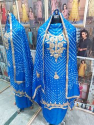 Bandhej Gotapatti Suit