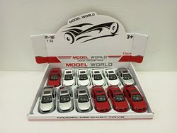 Mix Color METAL CAR - F1133-2
