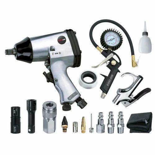 Exelair Air Compressor Tool Kit, Rs 4000 /kit Global Tools & Hardwares |  ID: 2530839391