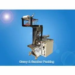 Garvey Food Packing Machine ( Sambar,Rasam,Vegetable Etc)