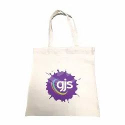 Printed Canvas Sublimation Tote Bags