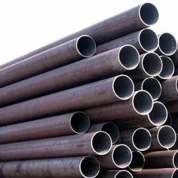 MS Seamless Round Pipes