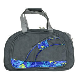 Bhatia Printed Duffle Travel Bag