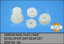 Developer Unit Gear Set Sindoh N410 / N411 / N612