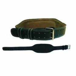 Leather Base Weight Lifting Belt